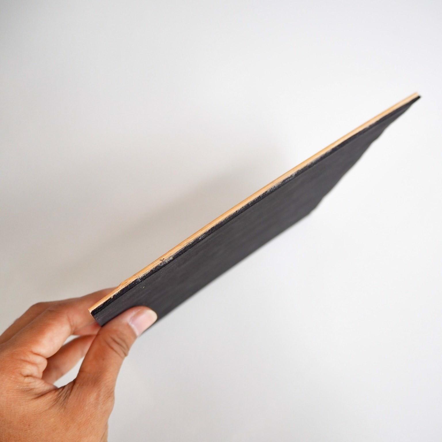 Image de Set de table en bambou carré (lot de 2) résistants chaleur