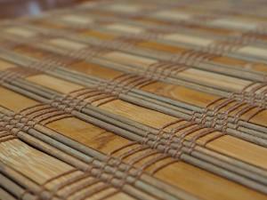 Bild von 4er Set Bambus Tischsets, Platzsets, umweltfreundlich 40x30cm