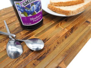 Image de Set de table en bambou (lot de 2) résistants chaleur 40x30cm